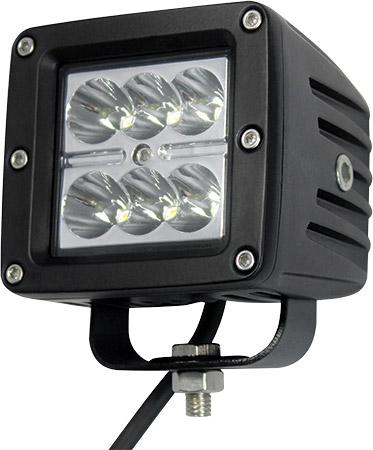 High intensity, efficient Cree LEDsLow draw LEDs put out remarkable l