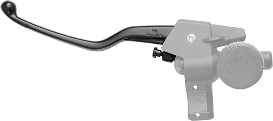 MAGURA replacement levers represent an improvement on motorcycles since 1923. The ergonomics, materi