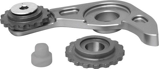 High quality OEM replacement cam chain tensioner assemblyLasts longer than OEM units (which are pron