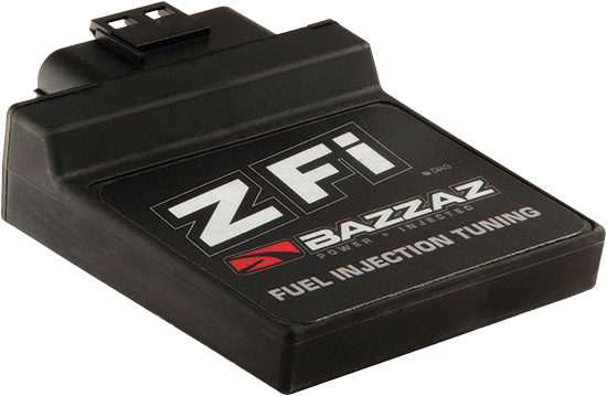 Bazzaz has developed an in-line unit that precisely controls fuel delivery to optimize engine perfor