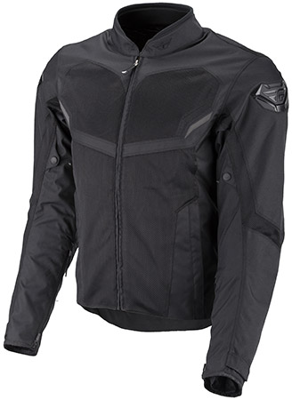 MATERIAL: Diamond mesh for maximum airflow. YKK zippers ®. High abrasive nylon fabric used in im