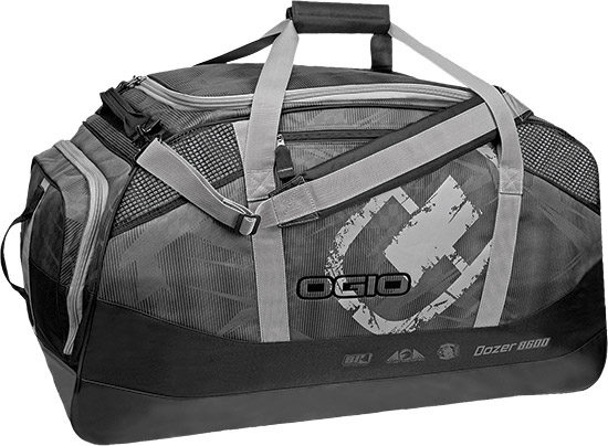 Large main compartment design with ventilation and multi-use dual end pocketsWide mouth U-Shaped ope