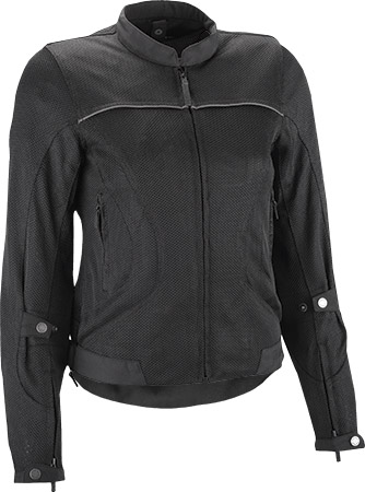 Escape the days when the sun is overbearing and the pavement is melting your tires. The Aira jacket