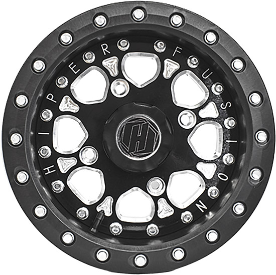 Lightest and strongest wheel available for elite side by sides and utility ATVsCarbon Fiber composit