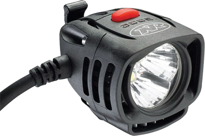 Pro 1800 HardwirePro 1800 Headlamp hardwired for longer lasting light output.Rugged design, specific