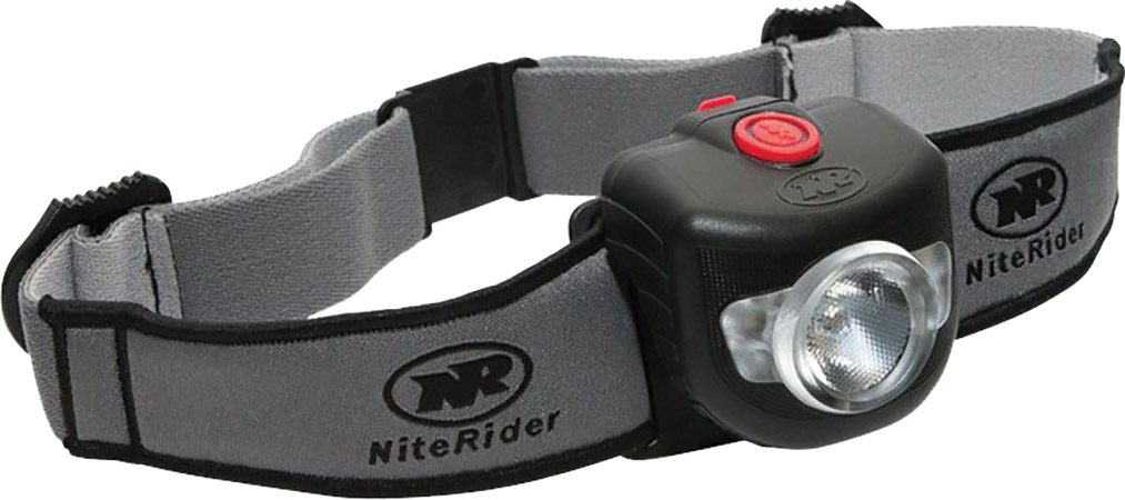 Adventure 180•4 Light Levels plus 1 Night Vision Mode•4 Safety Flash Modes, including SOS&
