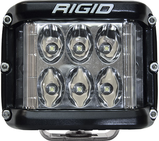 One of RIGID's most versatile, compact lighting solutions just got better with the D-SS, Dually Side