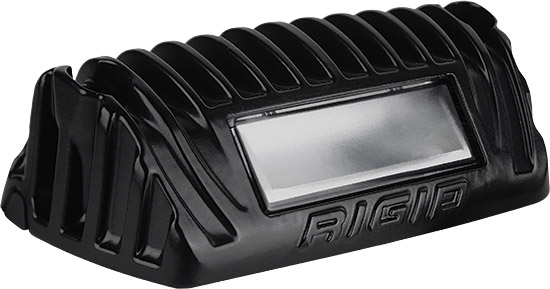 1x2 65° DC Scene Light produces 1100 raw lumens and features a vertical spread of 69° and a