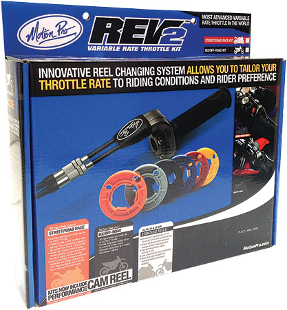 • The most advanced variable rate throttle in the world• Innovative reel changing system l