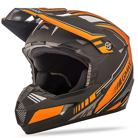 All NEW MX46 continues the legacy of the GM46. The lightweight DOT approved ABS shell design along w
