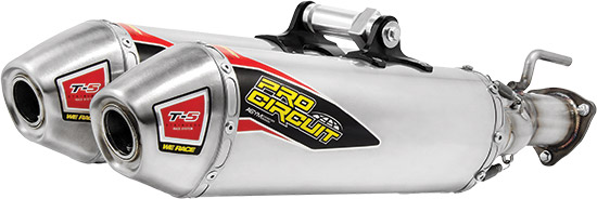 Made in the U.S.A.U.S.F.S. Approved Spark ArrestorIncreased packing volumeAluminum canisterStainless