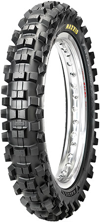 Race-proven rubber compound delivers excellent traction in soft/intermediate conditions