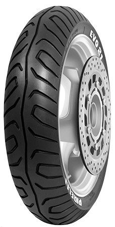 •Sport tire line for scooters from 50cc•Front central groove for enhanced water drainage&b