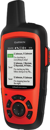 inReach SE+inReach Explorer+inReach Explorer+Global Satellite Communicators-Satellite communicators