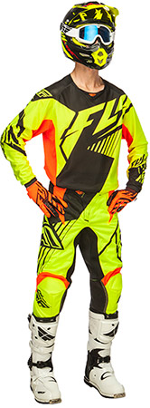 Perform at your level best this summer with ventilated mesh racewear.  The Kinetic Vector Mesh combo