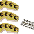 Gold Star Adjustable Clutch WeightsAdjusts with 1.4 Gram magnets - No tools required22 Grams of adju