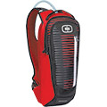 Rider specific ergonomic mesh shoulder strap with adjustable sternum strap and tube rou