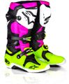 The world's most technologically advanced and protective motocross boot, the Tech 10 offers unrivall