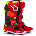 The world's most technologically advanced and protective motocross boot, the Tech 10 offers unrivale