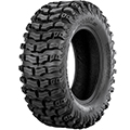 • Lightweight ultra smooth riding RADIAL tire designed for today's larger ATV/UTV needs• 7