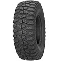 8 Ply Puncture Resistant RADIALAggressive Tread Design with Integrated Side Lugs to grip in Extreme