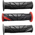"""Open end grip for sport and touring applications, 7/8"""" barsTapered design is slim towards the inside"""