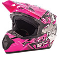 All NEW MX46Y continues the legacy of the GM46. The lightweight DOT approved ABS shell design along