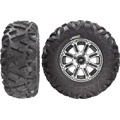 The Dirt Tamer's won plenty of praise for its great-looking tread design and performance. This 6-ply