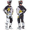 The same gear worn by the Rockstar Husqvarna  factory motocross team. Fully ventilated mesh jersey a