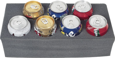 BEVERAGE HOLDER SEVEN CAN