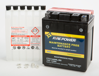 BATTERY FA SEALED CTZ7S FACTORY ACTIVATED SEALED