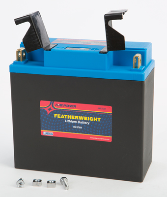 FEATHERWEIGHT LITHIUM BATTERY 450 CCA HJ51913-FP-IL 12V/87WH