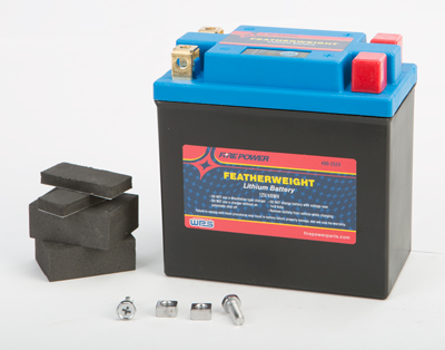 FEATHERWEIGHT LITHIUM BATTERY 250CCA HJTX14AH-FP-Q 12V/48WH