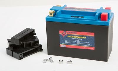 FEATHERWEIGHT LITHIUM BATTERY 380CCA HJTX20AH-FP-Q 12V/72WH