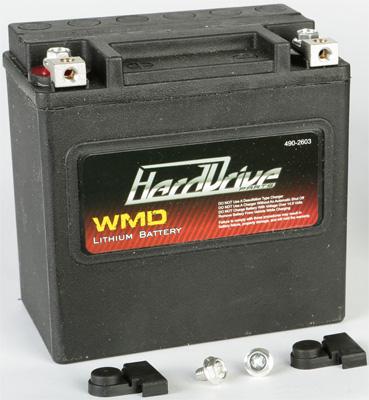 WMD LITHIUM BATTERY 270 CCA HJVT-8-FP