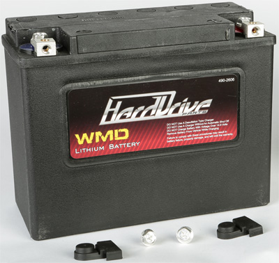 WMD LITHIUM BATTERY 420 CCA HJVT-6-FP
