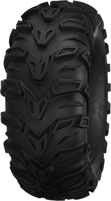 TIRE MUD REBEL 24X9-11 REAR 6 PLY